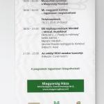 Magyarság Háza Meghívó II